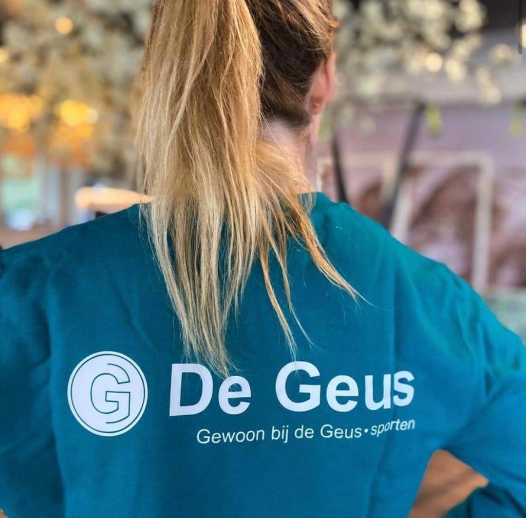 Nieuw logo De Geus Sport